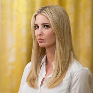 First Daughter Ivanka Trump, Washington, USA – 26 Jun 2018